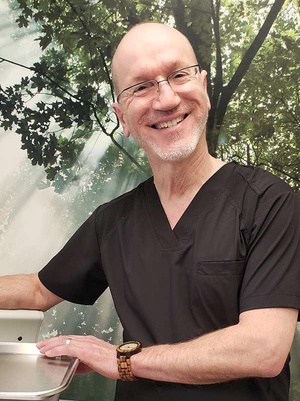 Dr Richard Landry, dentiste